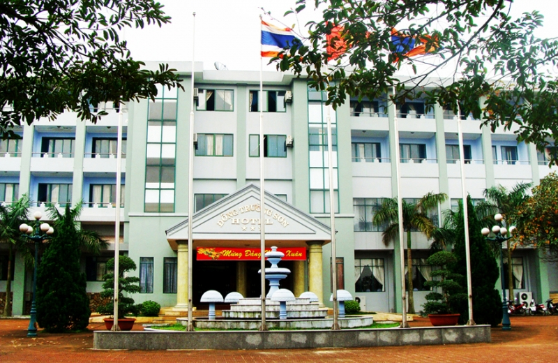 East Truong Son Hotel