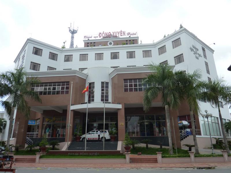 Khách sạn Đông Xuyên