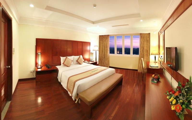 Khách sạn Đức Long Gia Lai Dung Quất