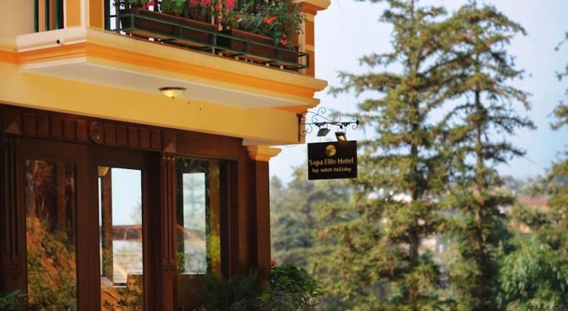 Khách sạn Elite Sapa
