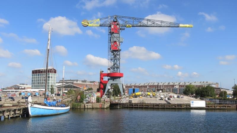 Khách sạn Faralda Crane, Amsterdam, Hà Lan