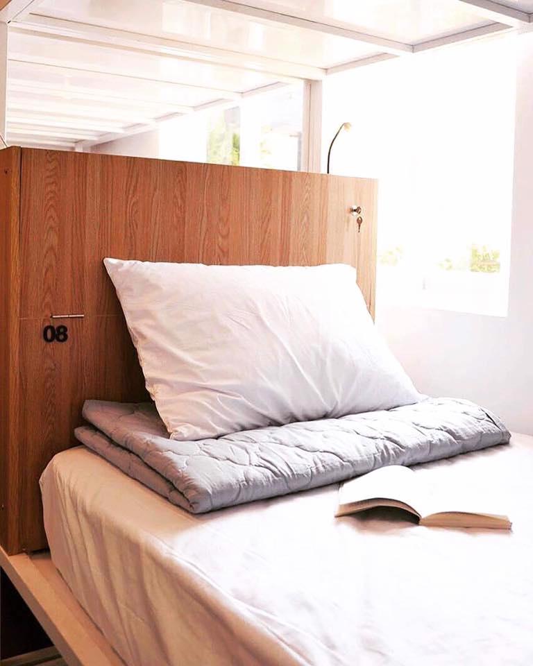 Giường Dorm giành cho một người tại Feli Home.