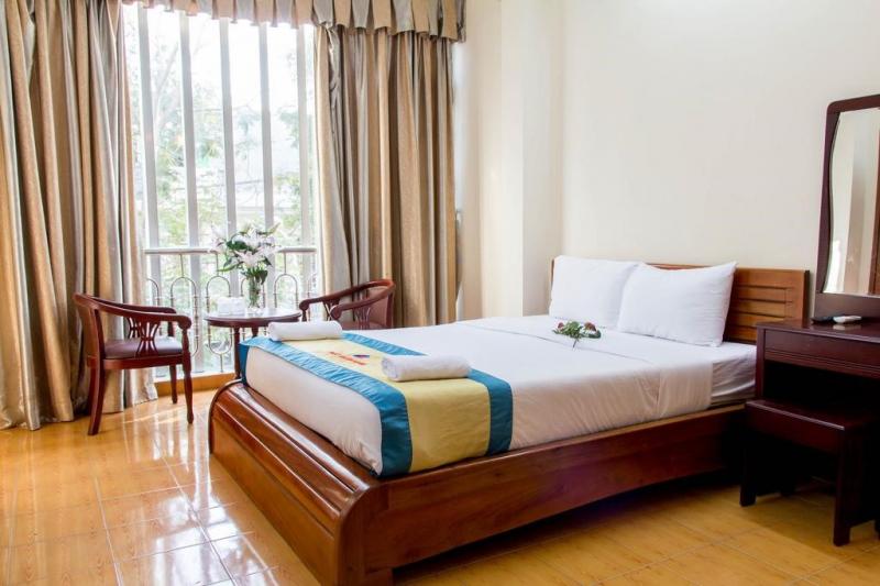 Top 5 Khách sạn giá rẻ gần sân bay Tân Sơn Nhất