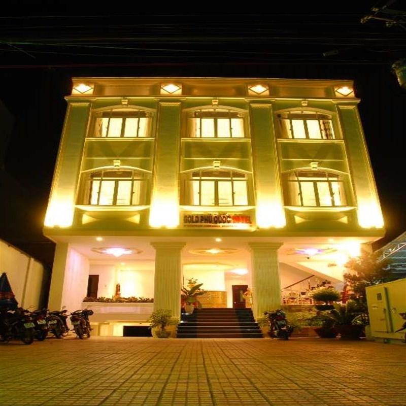 Khách sạn Gold - Phú Quốc