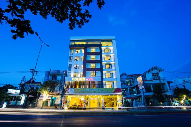 Khách sạn Golden Đông Hà