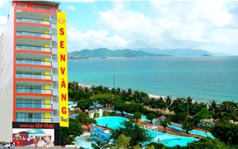 Khách sạn Golden Lotus - Sen Vàng - Nha Trang