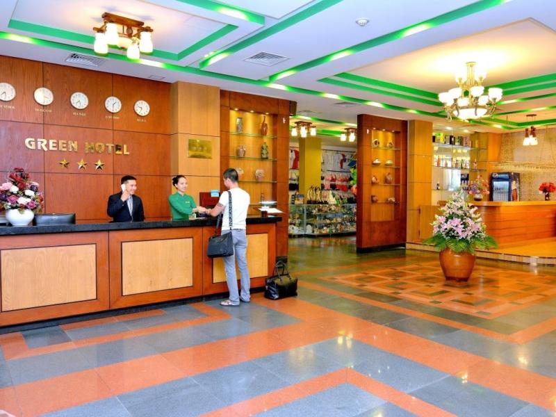 Green Vũng Tàu là khách sạn đạt tiêu chuẩn 3 sao