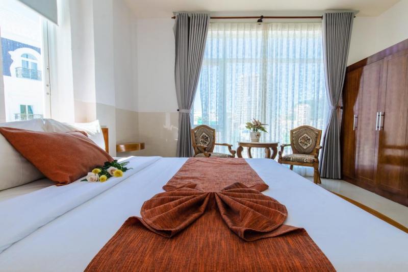 Phòng ốc sang trọng tại khách sạn