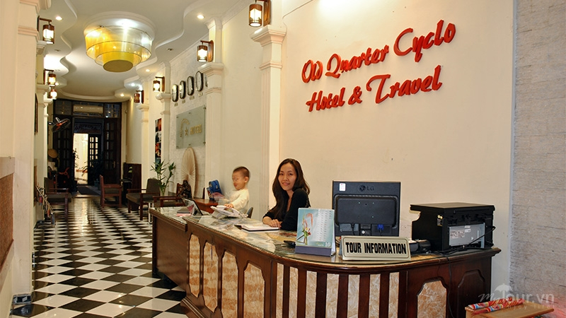 Khách sạn Hanoi Old Quarter Cyclo - Hà Nội