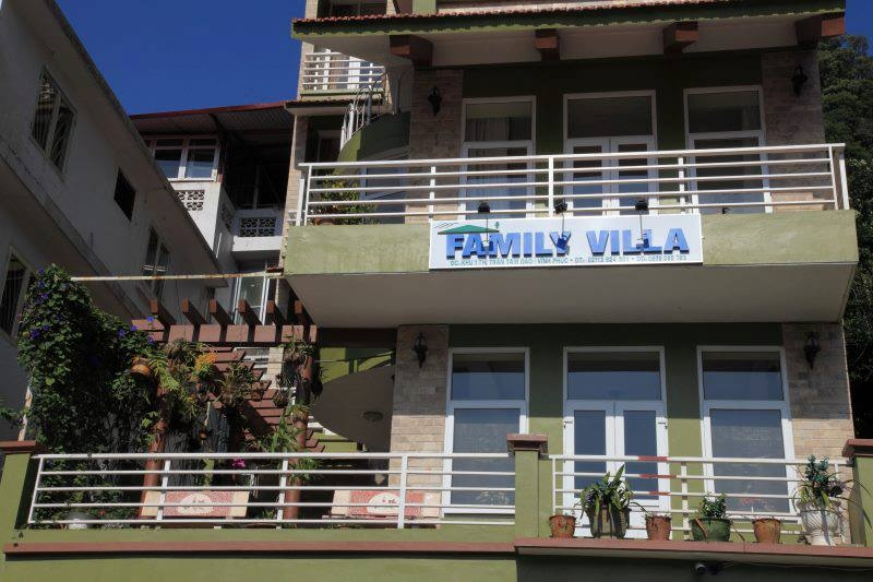Khách sạn Family Villa