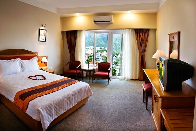 Hoàng Gia là một trong những khách sạn nổi tiếng tại Bạc Liêu