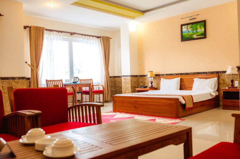 Khách sạn Hoàng Vân – 01 Hoàng Văn Thụ