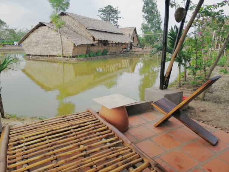 Homestay Maison En Bambou Phong-le Vent
