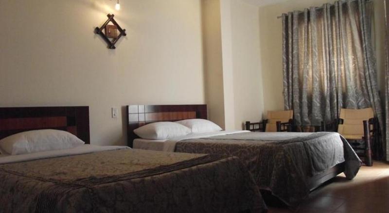 Khách sạn Kim Lan với nhiều loại phòng cho khách lựa chọn