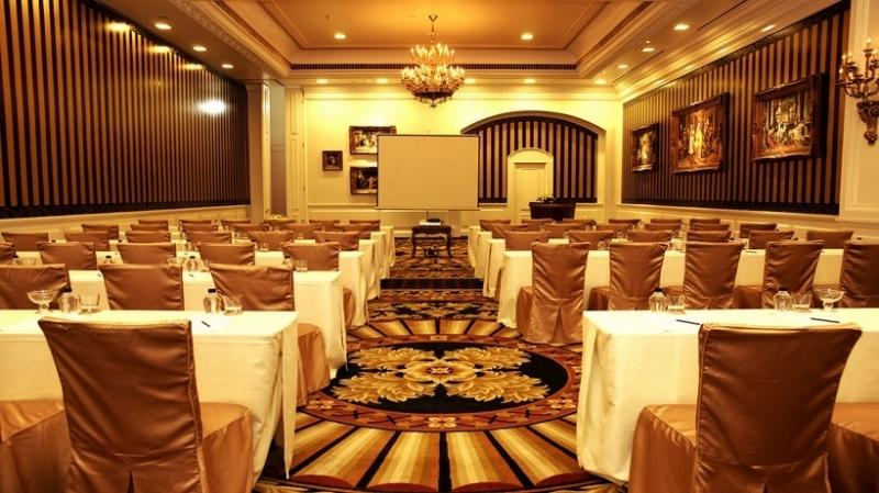 Phòng hội thảo ở Khách Sạn Imperial