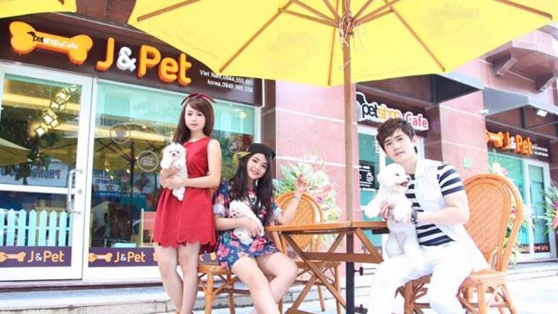 Khách sạn J & Pet Shop Hà Nội - niềm tin của bạn và thú cưng
