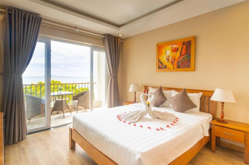 Phòng tại khách sạn Jazz Đà Nẵng