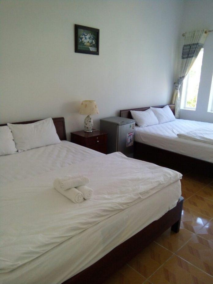 Khanh vi Hotel in Vung Tau