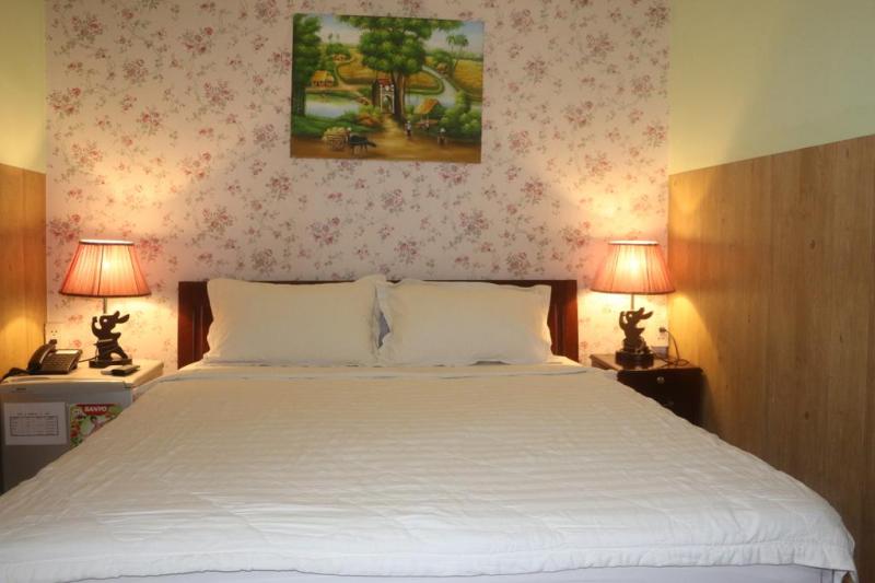 Phòng tại khách sạn Kim Long