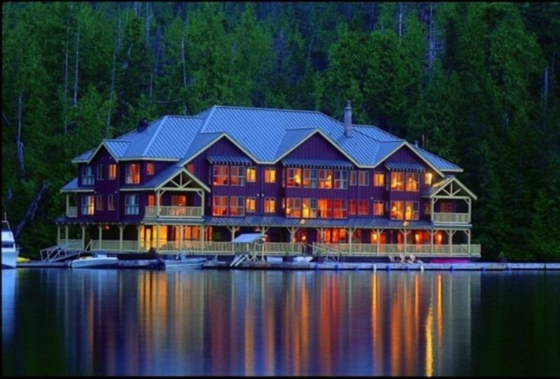 Khách sạn King Pacific Lodge - Canada