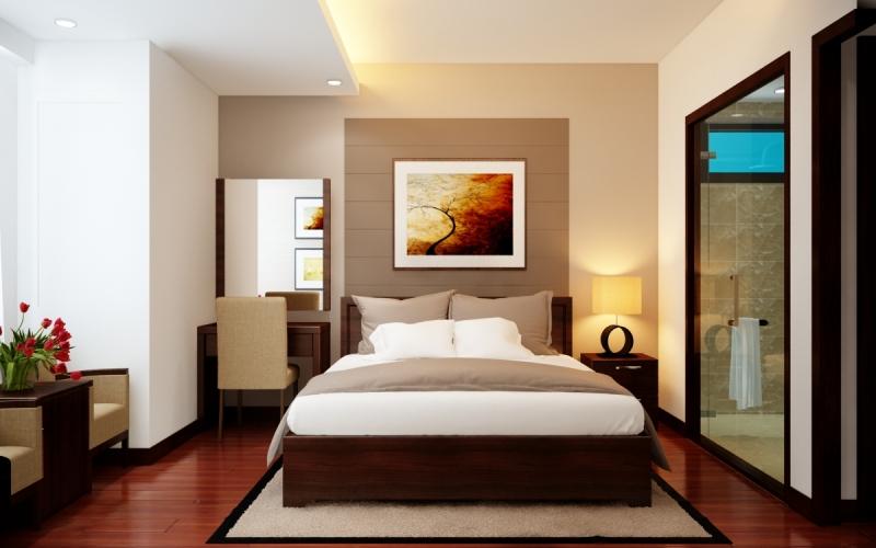 Khách sạn trang bị 42 phòng khách cực đẹp