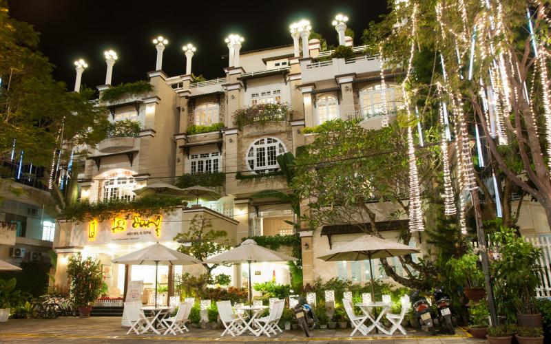 Khách sạn Lê Dung