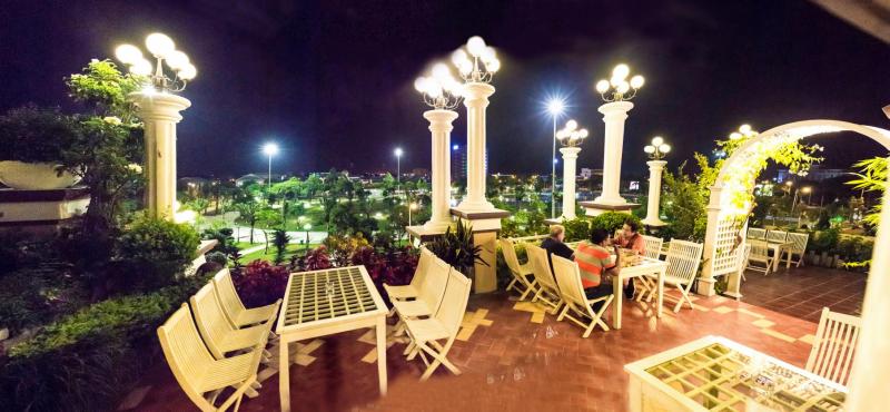 Phòng tại khách sạn Lê Dung