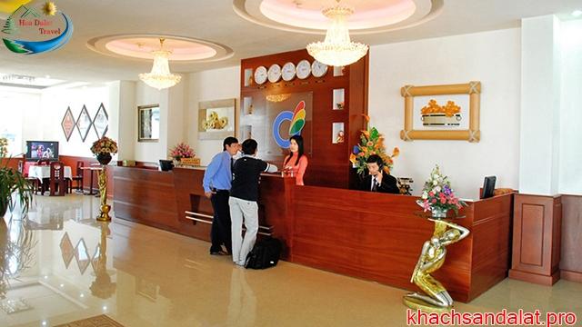 Khách sạn Mai Vàng 3 sao