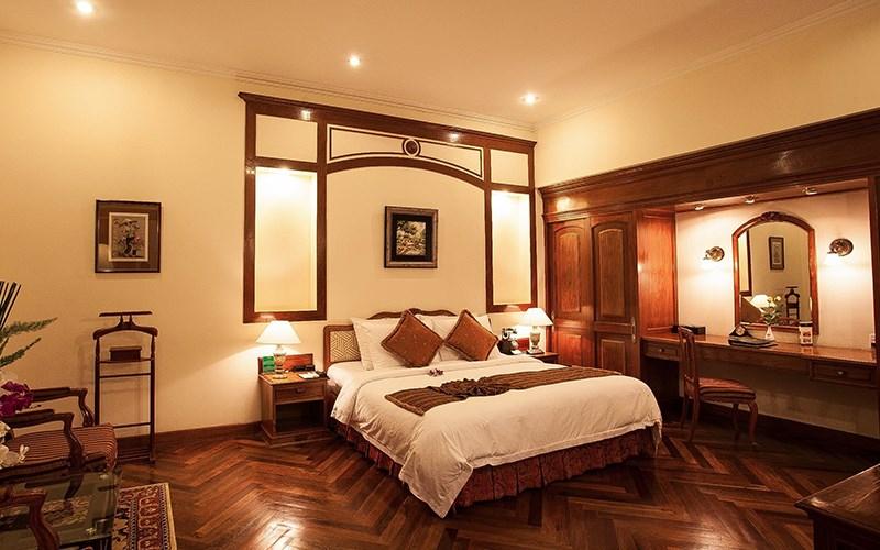 Phòng ốc hiện đại, sang trọng tại khách sạn Majestic
