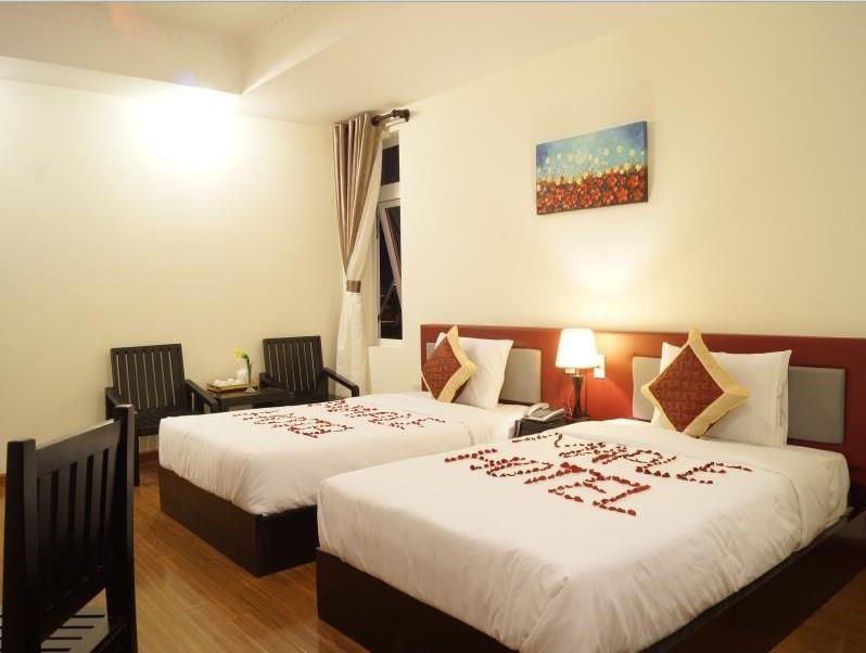 Phòng tại khách sạn Maple