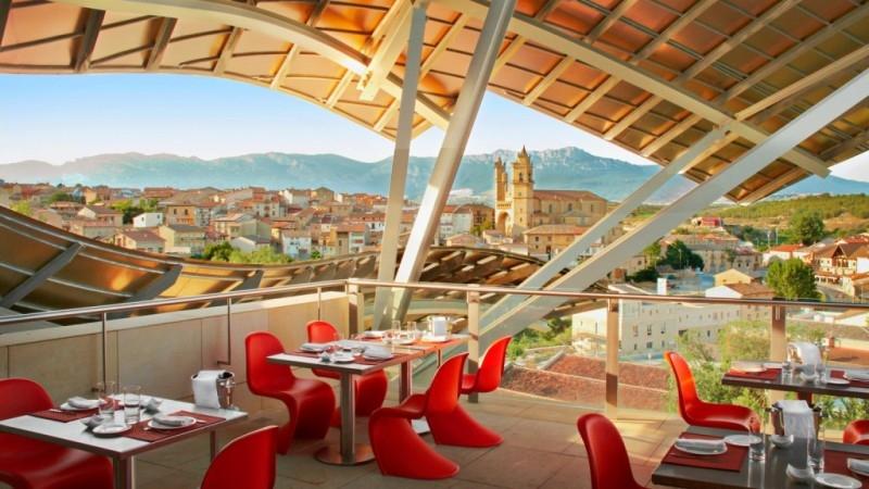 Khách sạn Marques de Riscal - Tây Ban Nha