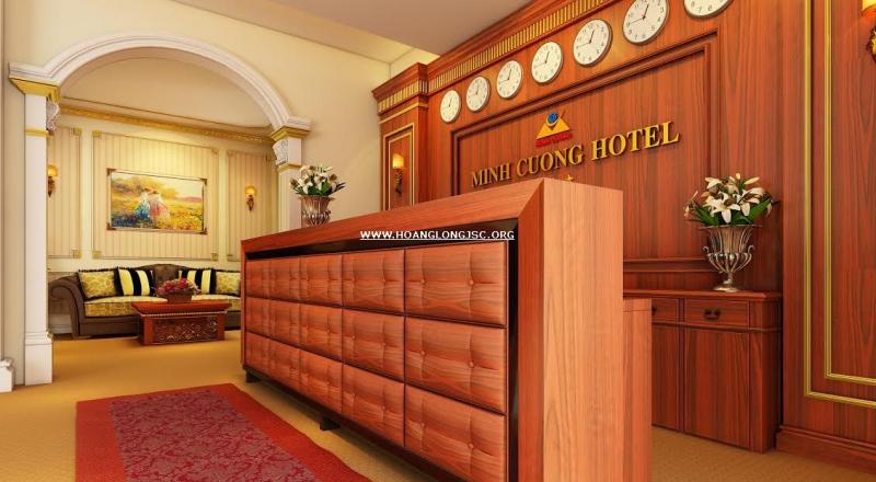 Khách sạn Minh Cường
