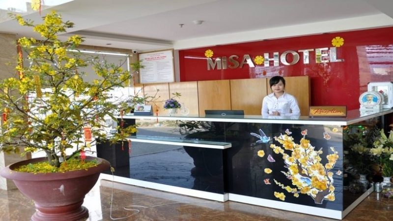 Đại sản ở Khách Sạn Misa Đà Nẵng