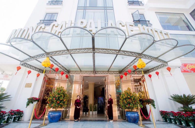 Khách sạn Móng Cái Palace