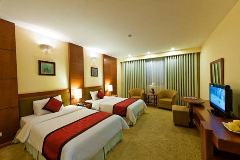 Phòng tại khách sạn Mường Thanh