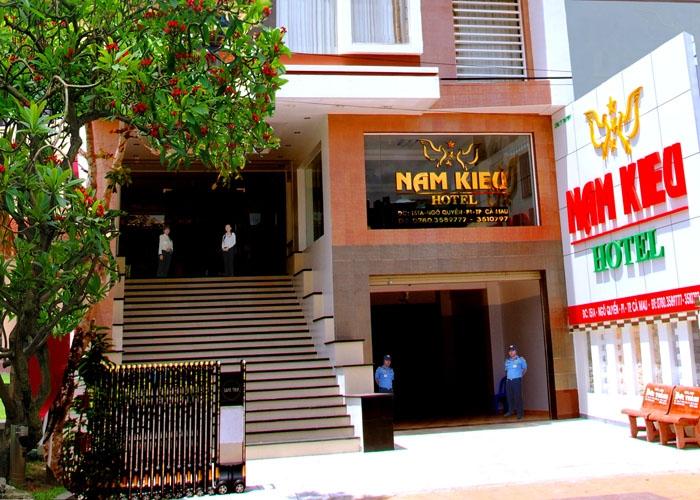 Khách sạn Nam Kiều - Cà Mau