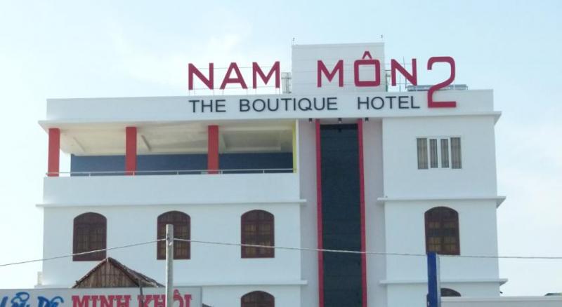 Khách sạn Nam Môn 2 trang nhã và tiện nghi