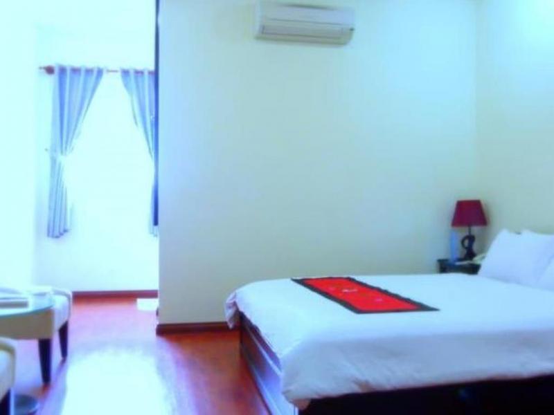 Phòng tại khách sạn Nam Môn 2