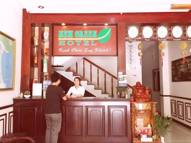 Khách Sạn New Green Đà Nẵng
