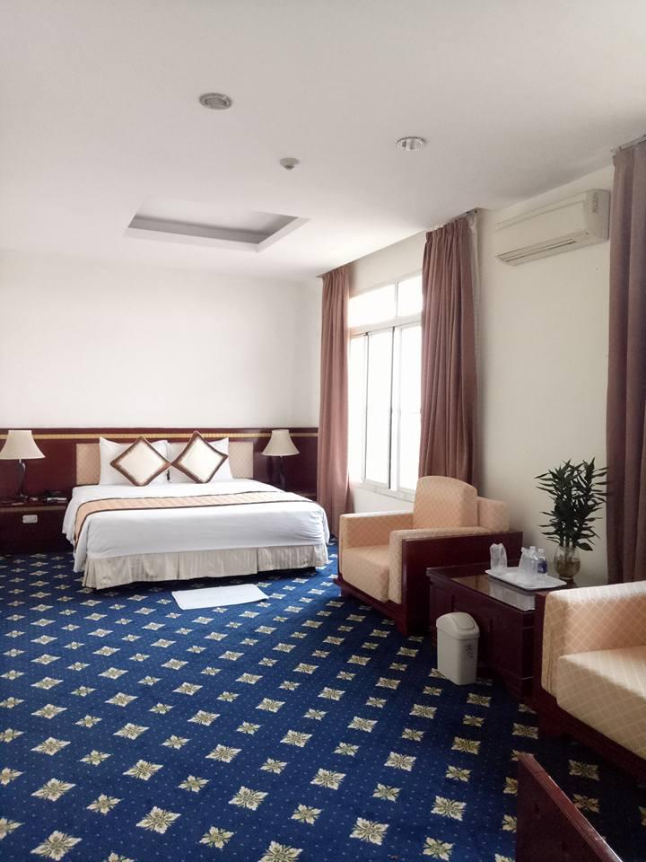 Đến với khách sạn Ngân Hà, không chỉ được nghỉ ngơi với phong cách sang trọng, chuẩn quốc tế mà còn được thư giãn