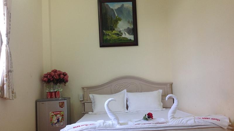 Phòng nghỉ tại Ngân Trang