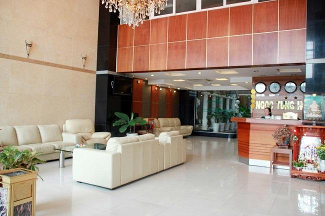 Khách sạn Ngọc Tùng Riverside
