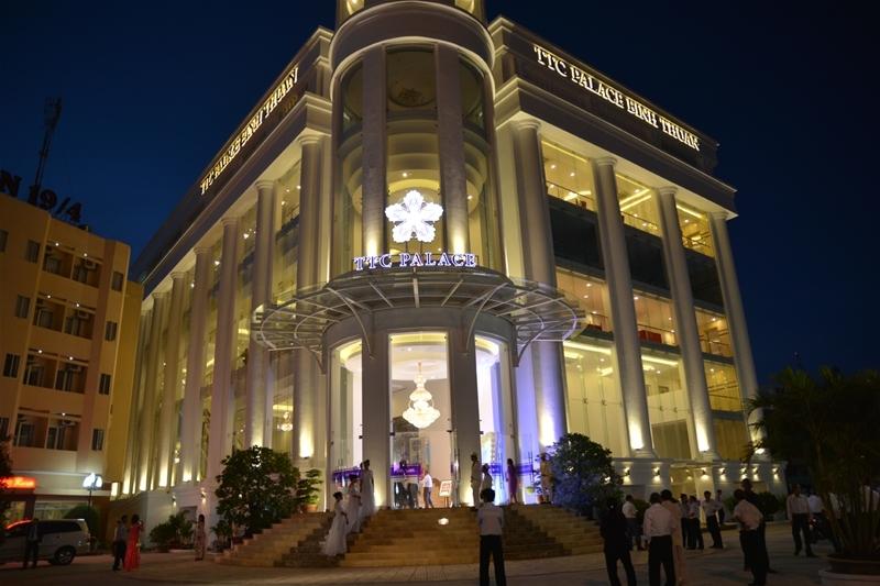 Nhà hàng TTC  Palace