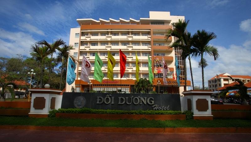 Khách sạn nhà hàng Đồi Dương