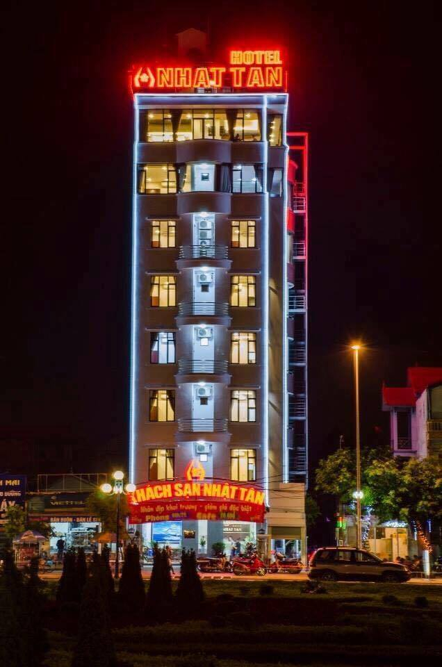 Khách sạn Nhật Tân