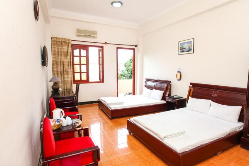 Top 8 khách sạn tốt nhất gần trung tâm Phan Rang, Ninh Thuận
