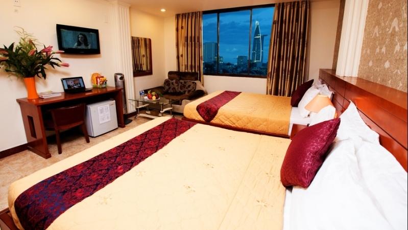 Khách sạn Nouveau Happy Inn - Thành phố Hồ Chí Minh