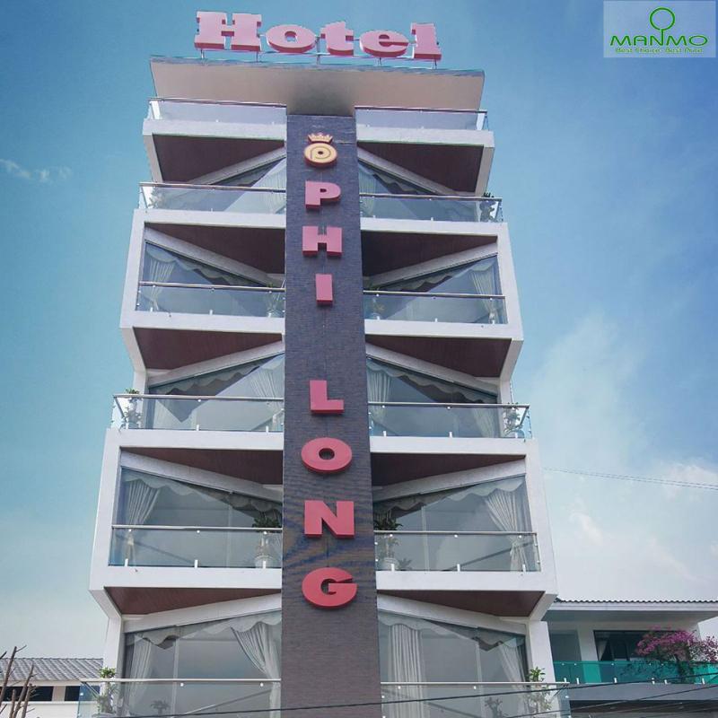 Khách sạn Phi Long Việt Trì Phú Thọ