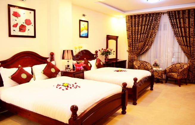 Phòng tại khách sạn Phú Uy