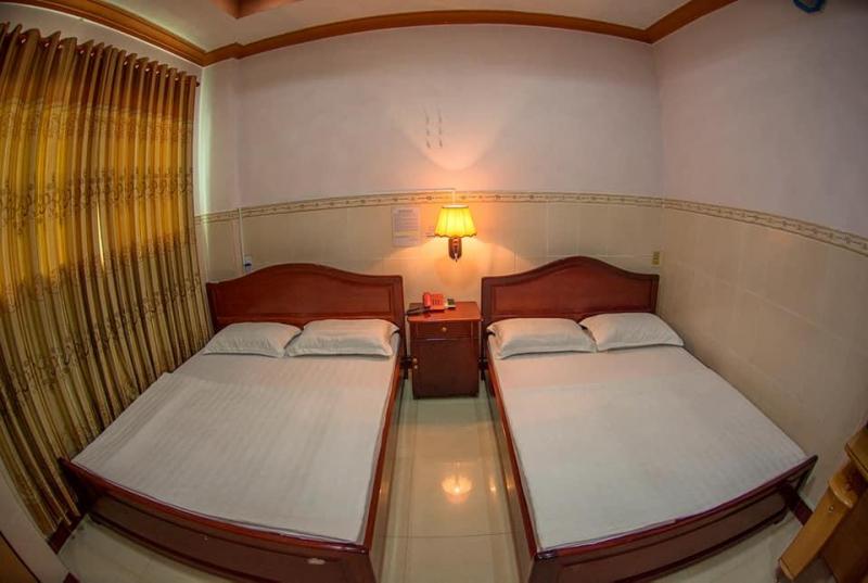 Khách sạn Quang Sang với tiện nghi đầy đủ